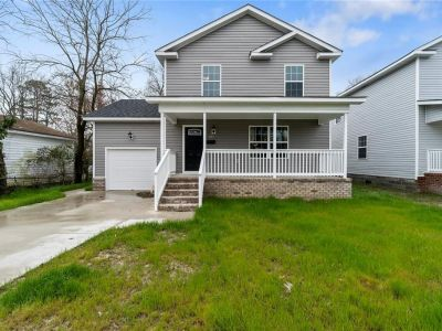 property image for 459 Seaboard Ave Avenue HAMPTON VA 23664