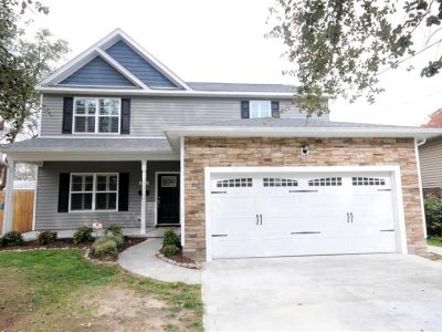 property image for 8721 Commodore Drive NORFOLK VA 23503