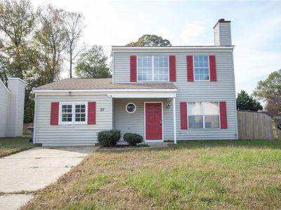 property image for 27 Tupelo Circle HAMPTON VA 23666