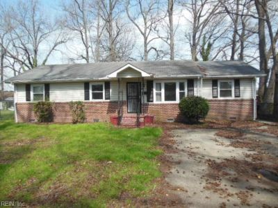 property image for 3508 Braxton Avenue PORTSMOUTH VA 23701