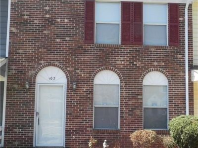 property image for 102 Whitewater Drive NEWPORT NEWS VA 23608