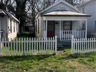 property image for 1215 Highland Avenue PORTSMOUTH VA 23704