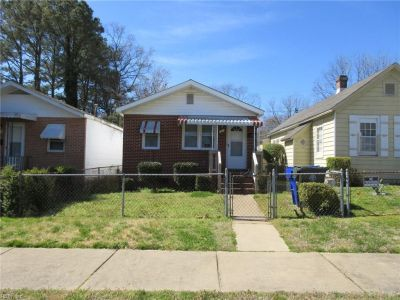 property image for 51 Poplar Avenue NEWPORT NEWS VA 23607
