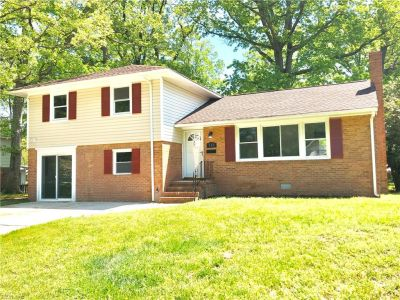 property image for 111 Kingsbury Drive NEWPORT NEWS VA 23606