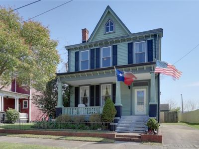 property image for 1037 Holladay Street PORTSMOUTH VA 23704