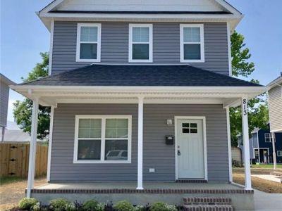 property image for 813 Garfield Avenue SUFFOLK VA 23434