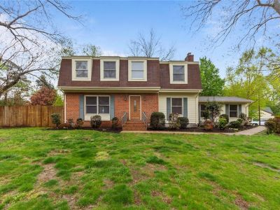 property image for 207 Captains Lane NEWPORT NEWS VA 23602