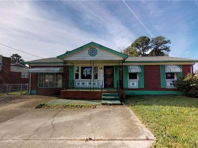 property image for 1215 Roosevelt Boulevard PORTSMOUTH VA 23701