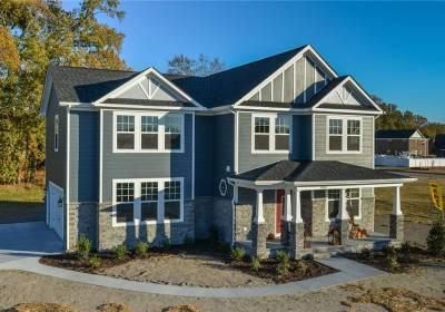 580 Wedgewood Drive, Suffolk, VA 23438