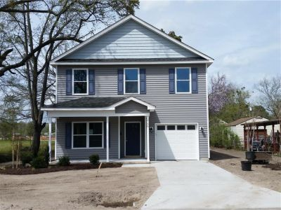 property image for 2750 Barclay Avenue PORTSMOUTH VA 23702