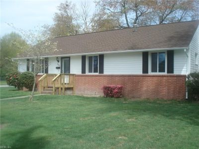 property image for 320 Cynthia Drive HAMPTON VA 23666