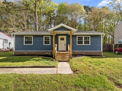 property image for 891 Cheyenne Dr  NEWPORT NEWS VA 23608