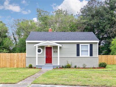property image for 3124 Armistead Drive PORTSMOUTH VA 23704