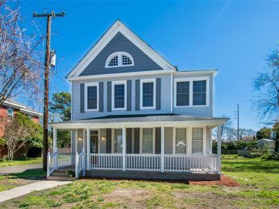 property image for 418 Marshall Street HAMPTON VA 23669