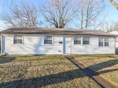 property image for 1517 Hastings Drive HAMPTON VA 23663