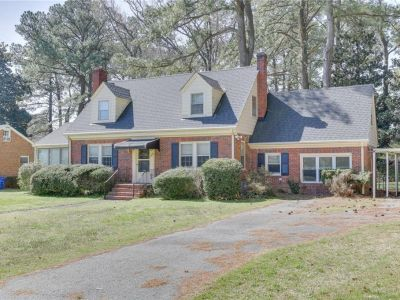 property image for 4509 Wake Forest Road PORTSMOUTH VA 23703