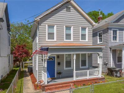 property image for 410 Chapel Street HAMPTON VA 23669