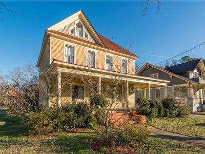 property image for 110 Brewer Avenue SUFFOLK VA 23434