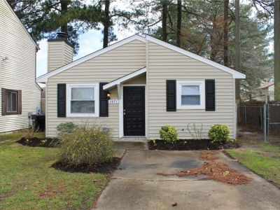 property image for 3871 Peachtree Lane PORTSMOUTH VA 23703