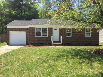 property image for 942 Red Oak Circle NEWPORT NEWS VA 23608