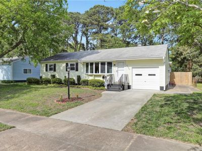 property image for 8226 Driftwood Drive NORFOLK VA 23518
