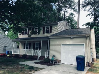property image for 581 CROWN POINT Drive NEWPORT NEWS VA 23602