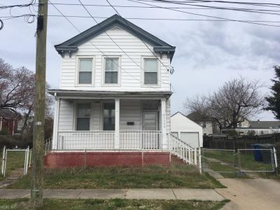 property image for 1149 28th Street NEWPORT NEWS VA 23607