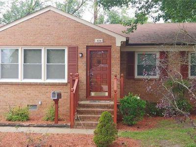 property image for 434 Gordon Court HAMPTON VA 23666