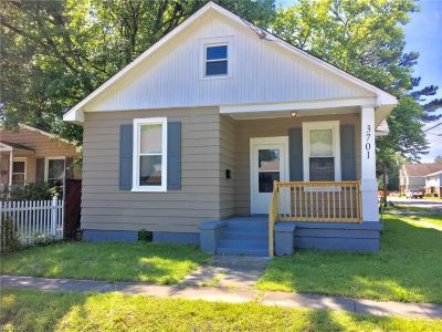 property image for 3701 Peterson Street NORFOLK VA 23513