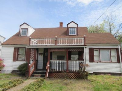 property image for 376 DEWEY Avenue HAMPTON VA 23661