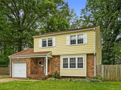 property image for 16 N Wedgewood Drive NEWPORT NEWS VA 23601