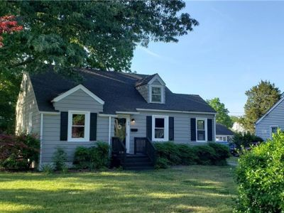 property image for 44 Langley Avenue NEWPORT NEWS VA 23601