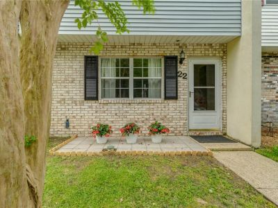 property image for 22 Betty Lee Place NEWPORT NEWS VA 23602