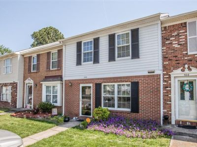 property image for 530 HOLLOMON Drive HAMPTON VA 23666