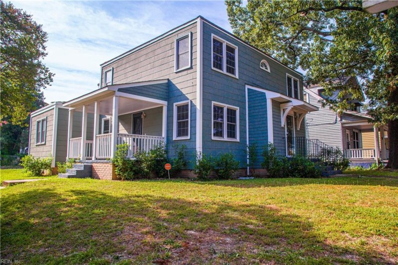 Photo 1 of 14 residential for sale in Norfolk virginia