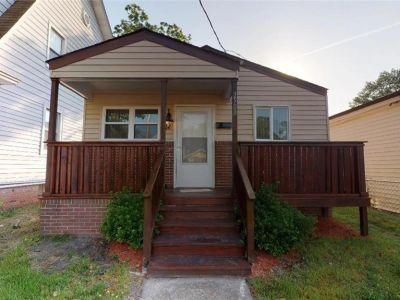 property image for 2508 Roanoke Avenue NEWPORT NEWS VA 23607