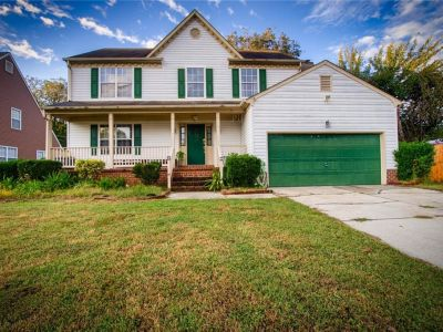 property image for 117 Lakeview Drive NEWPORT NEWS VA 23602