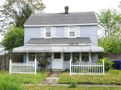 property image for 29 Alden Avenue PORTSMOUTH VA 23702
