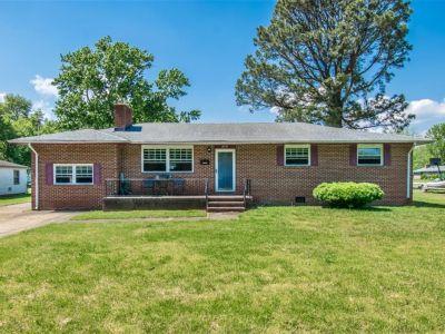 property image for 2731 Jamestown Avenue HAMPTON VA 23661