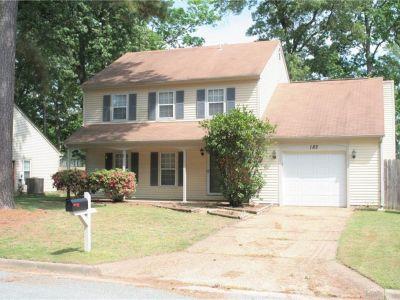 property image for 182 Little John Place NEWPORT NEWS VA 23602