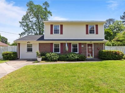 property image for 3 Lucerne Circle NEWPORT NEWS VA 23606