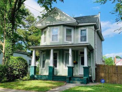 property image for 707 Vermont Avenue PORTSMOUTH VA 23707