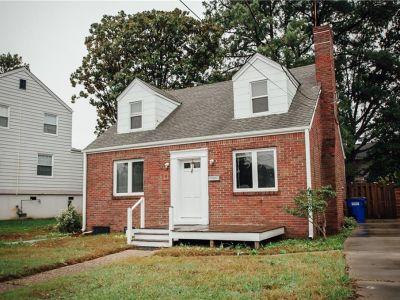 property image for 1337 Surrey Crescent NORFOLK VA 23508