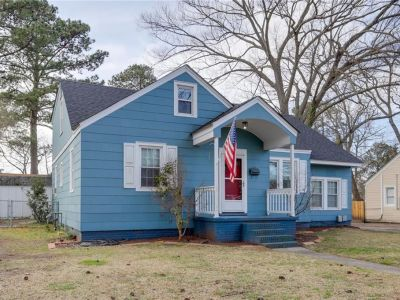 property image for 5 California Avenue PORTSMOUTH VA 23701