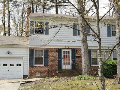 property image for 714 Jouett Drive NEWPORT NEWS VA 23608