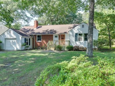property image for 1206 Country Club Road NEWPORT NEWS VA 23606
