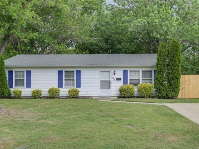 property image for 90 Bonita Drive NEWPORT NEWS VA 23602