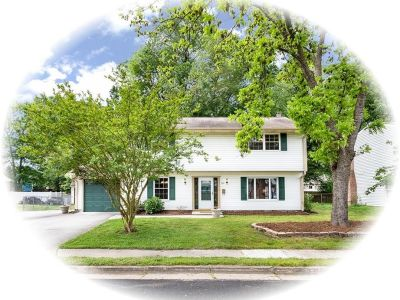 property image for 220 Longmeadow Drive NEWPORT NEWS VA 23601