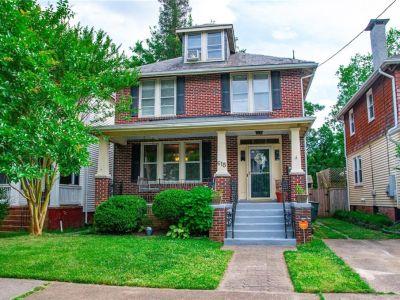 property image for 615 Carolina Avenue NORFOLK VA 23508
