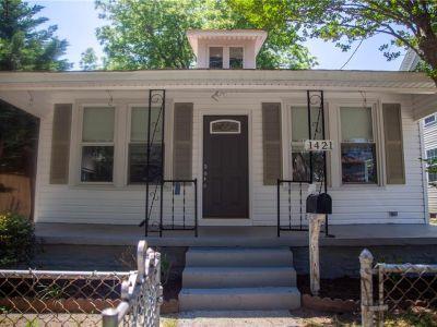 property image for 1421 Kingston Avenue NORFOLK VA 23503
